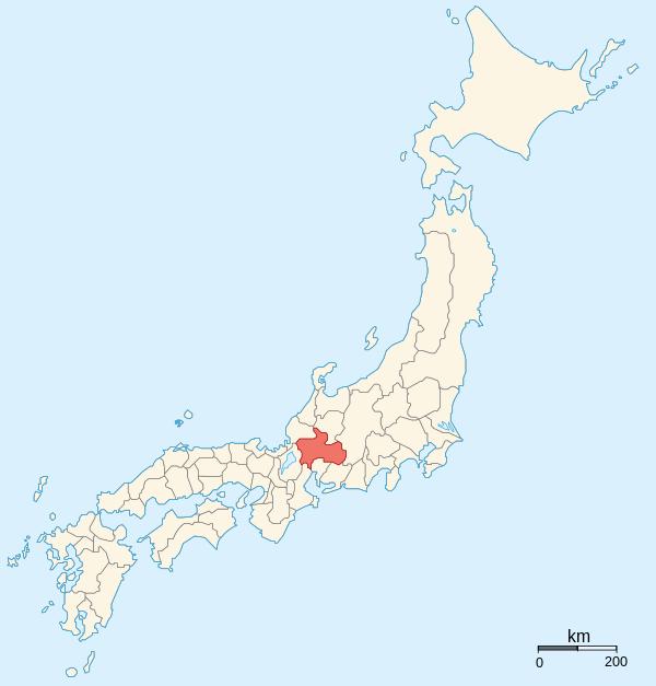 Mino provincie